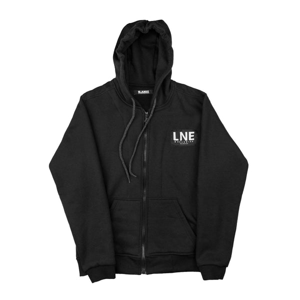 SWEAT - LNE 1989 BLACK JACKET
