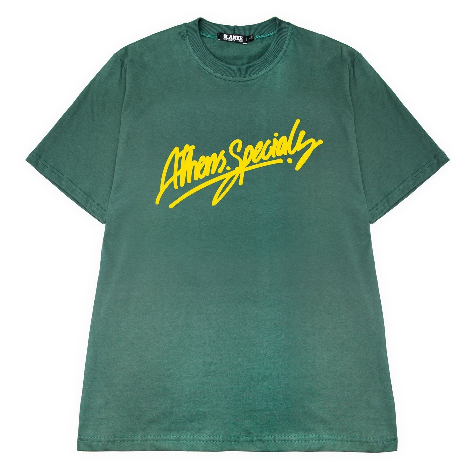 T-SHIRT - ATH.SPECIALS GREEN TEE