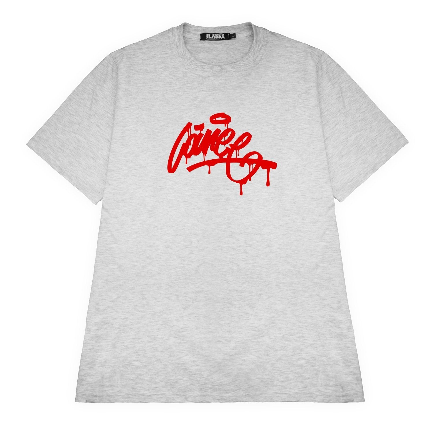 T-SHIRT - BLOODY GREY TEE