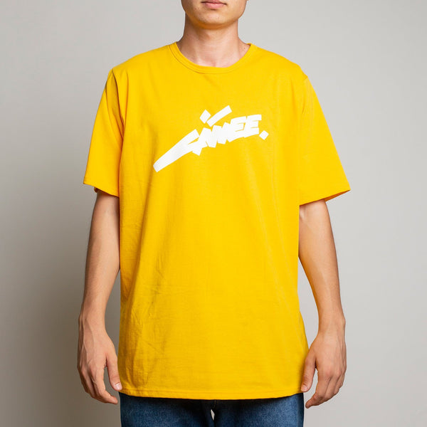 T-SHIRT - FUTURE YELLOW TEE