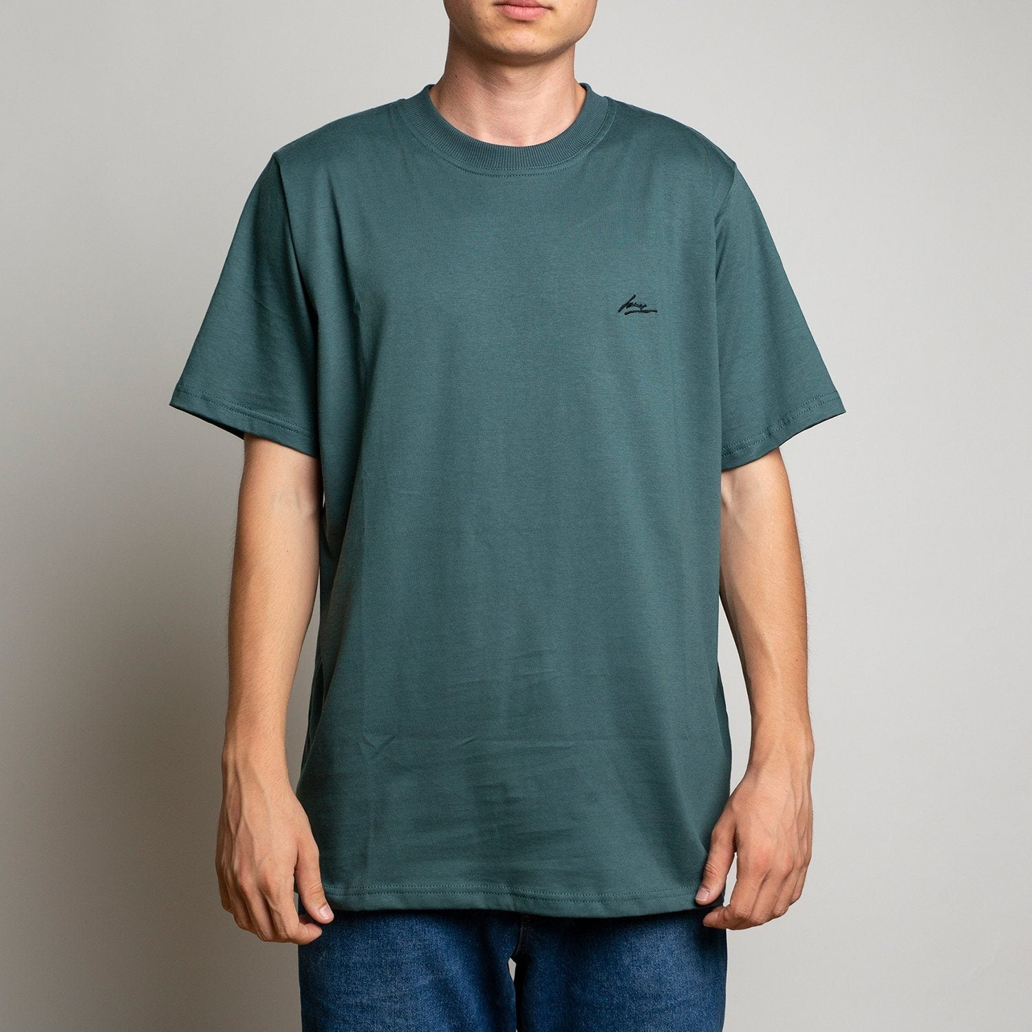 T-SHIRT - LANEE GREEN TEE