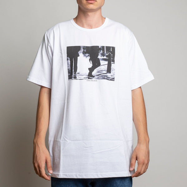 T-SHIRT - PICTURE WHITE TEE