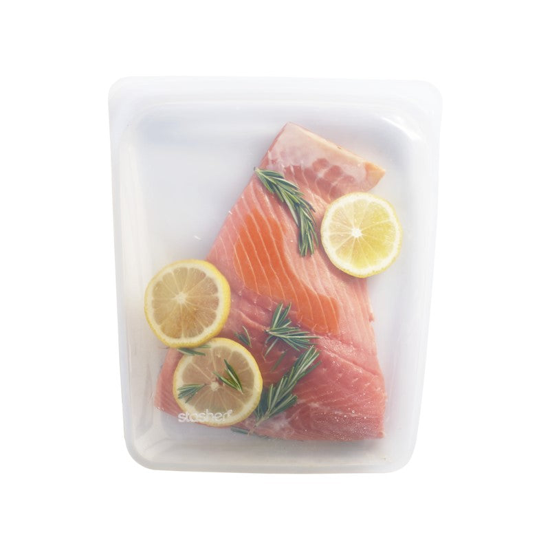 Silicone reusable storage bag - Large
