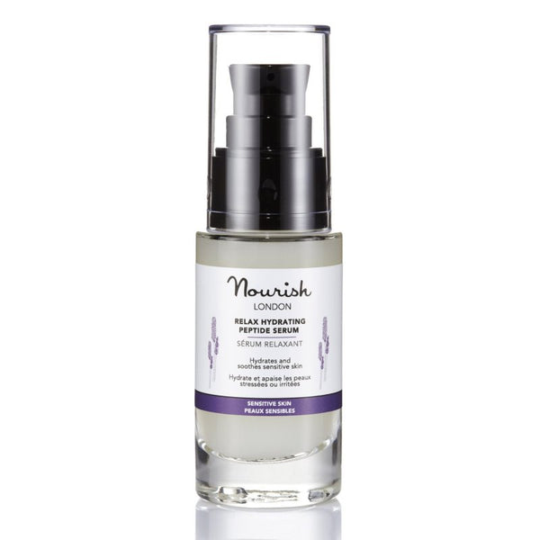Relax hydrating peptide serum