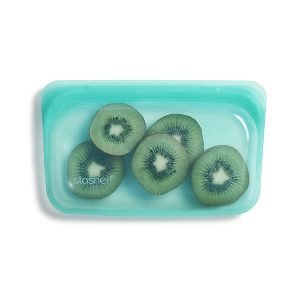 Silicone reusable storage bag - Snack