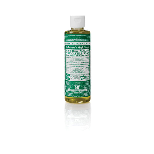 Almond liquid soap