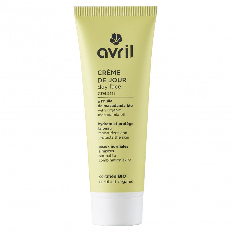 Day cream for normal to combination skin