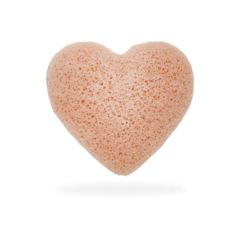 French pink clay Konjac sponge