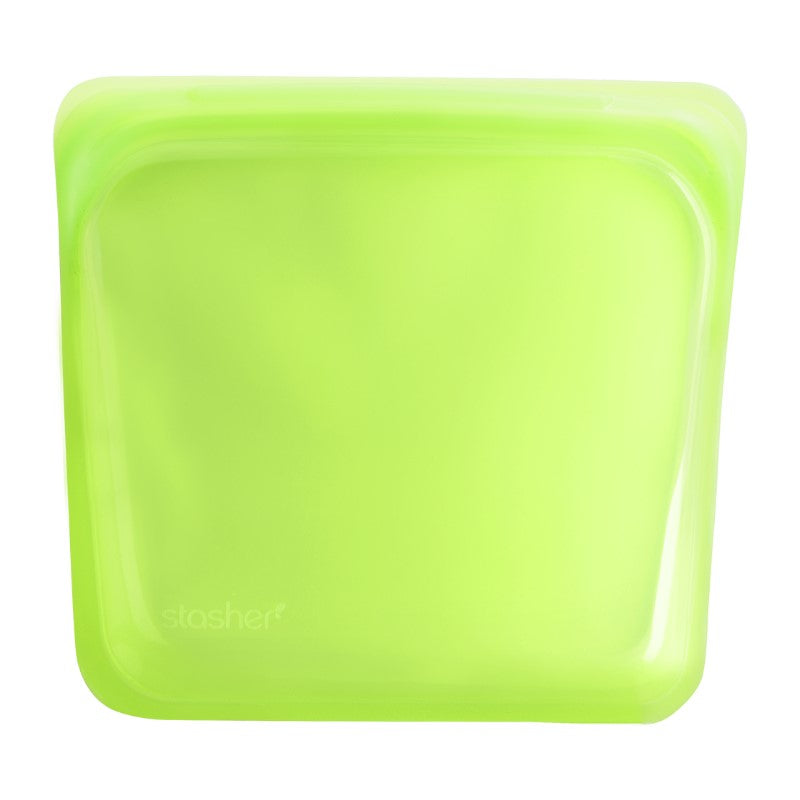 Silicone reusable storage bag - Medium