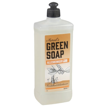 Sandalwood & cardamom all purpose cleaner