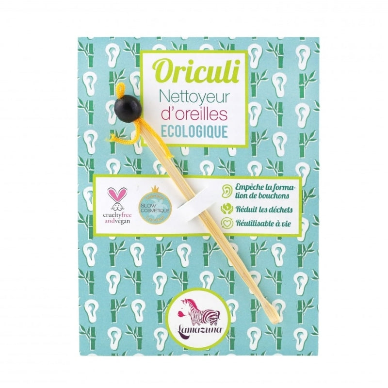 Oriculi - Bamboo ear cleaner