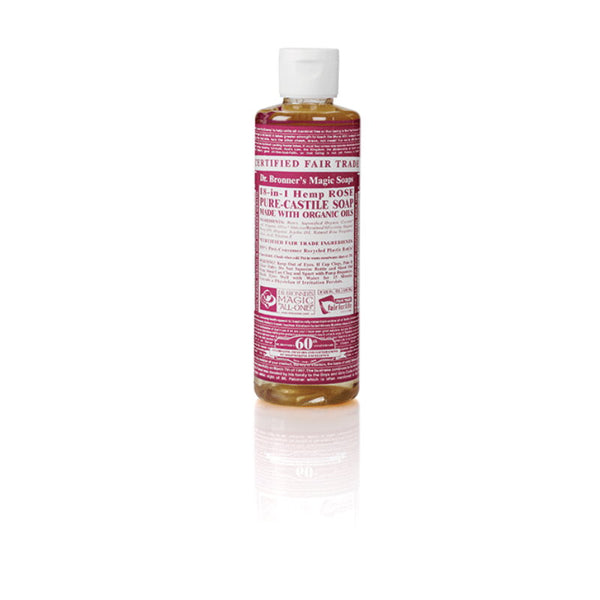 Rose liquid soap