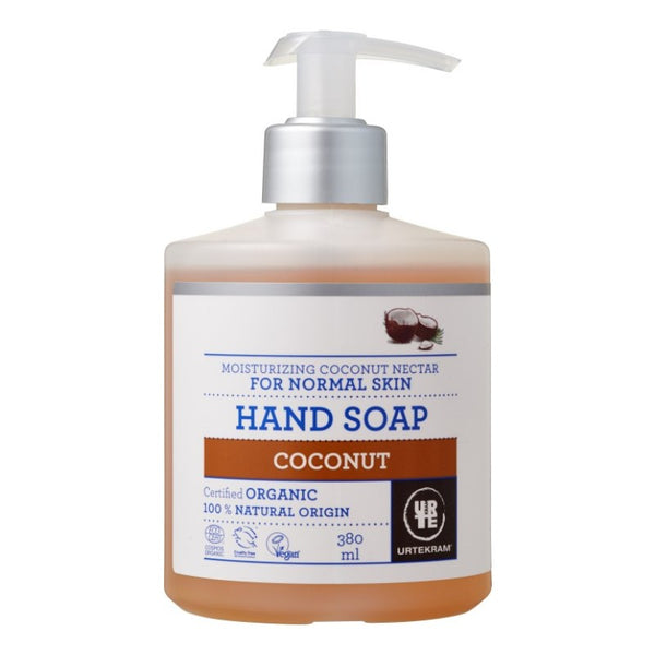 Coconut hand soap
