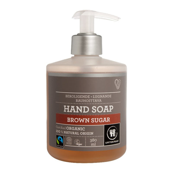 Brown sugar hand soap