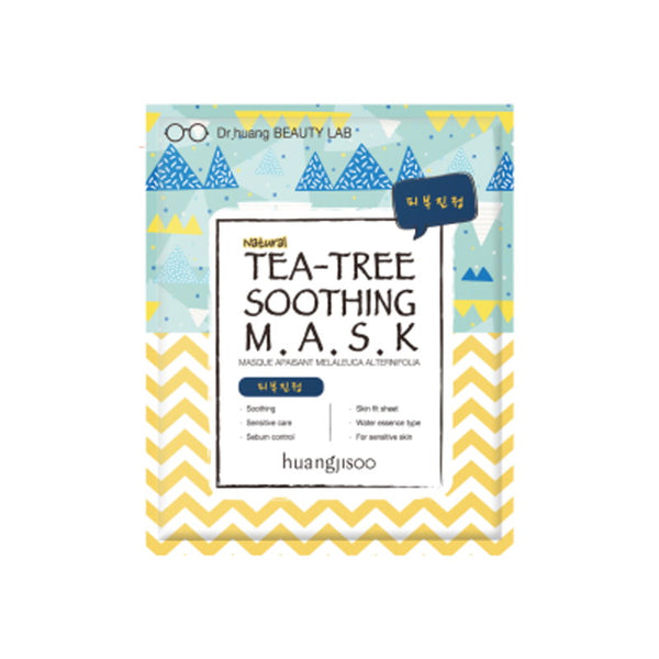 Tea Tree soothing sheet mask