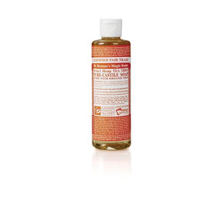 Tea tree liquid soap