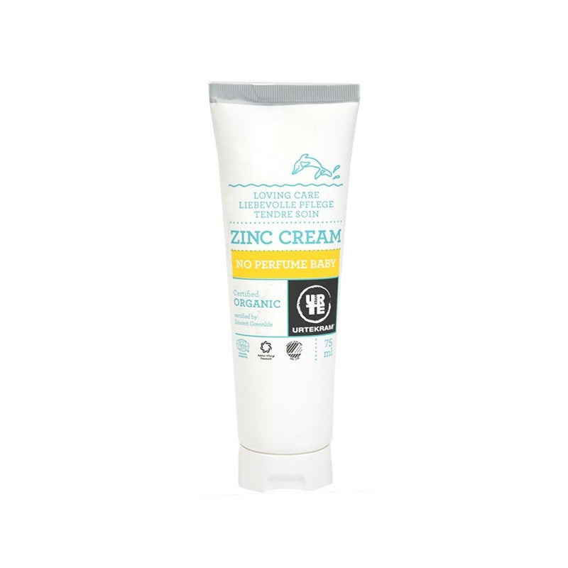 Baby zinc nappy cream