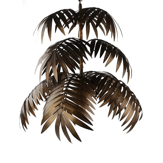 Tropical Leaves pendant light