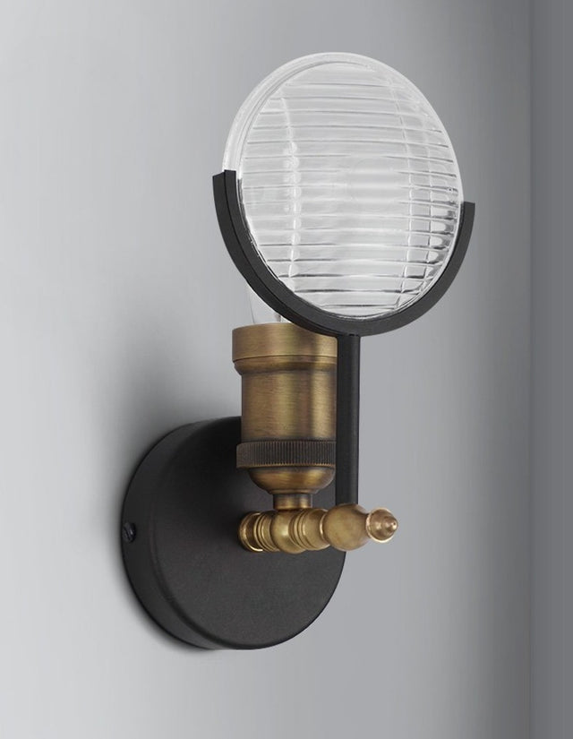 Vintage Car Light Sconce