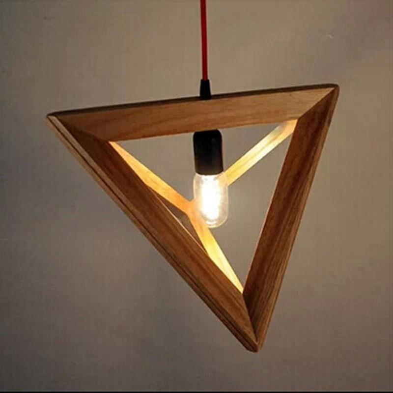 angular pendant light available in three sizes