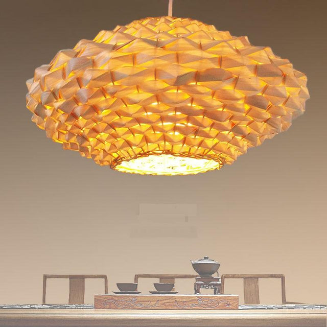 Big Bamboo pendant light