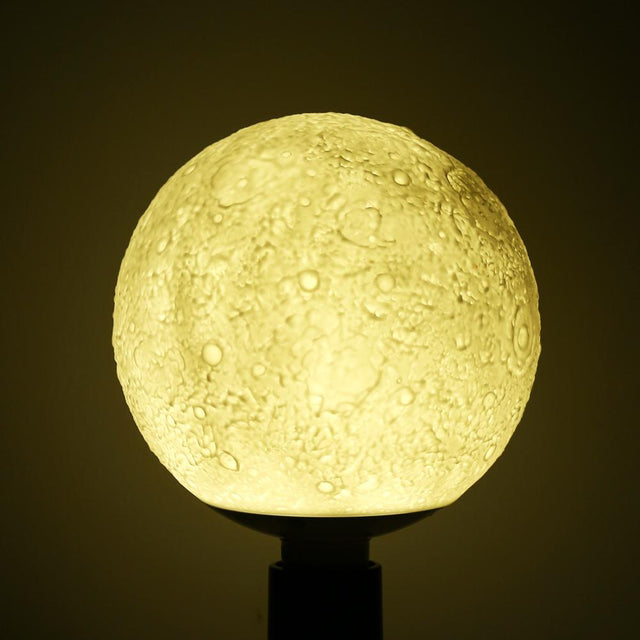 3D Moon light bulb (not recommended for North America)