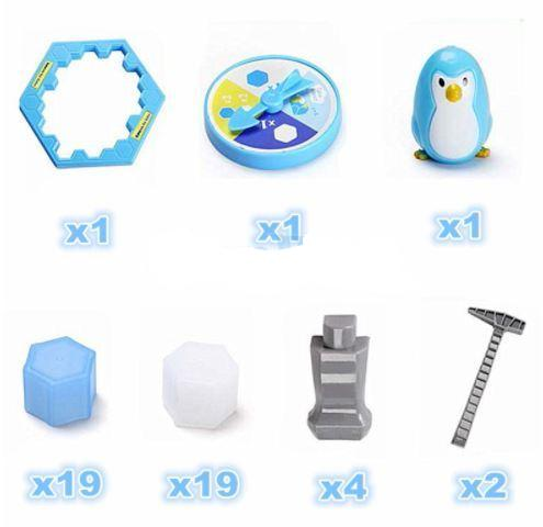 Penguin Ice Break Toys