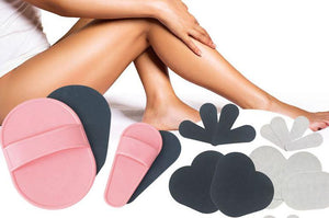 Hair Removal Exfoliator Pad
