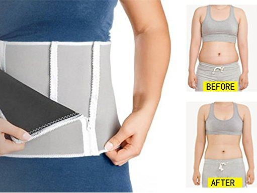 Adjustable Sauna Slimming Belt Wrap