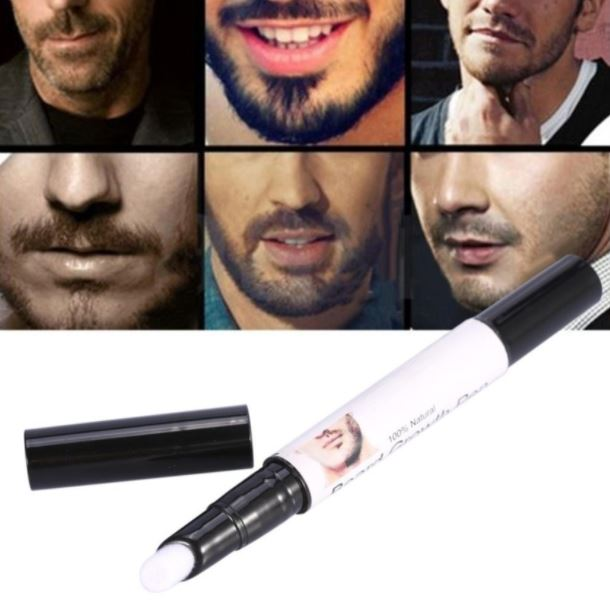 Men Beard Growth Pen