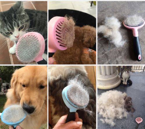 Pet Shedding Tool Brush