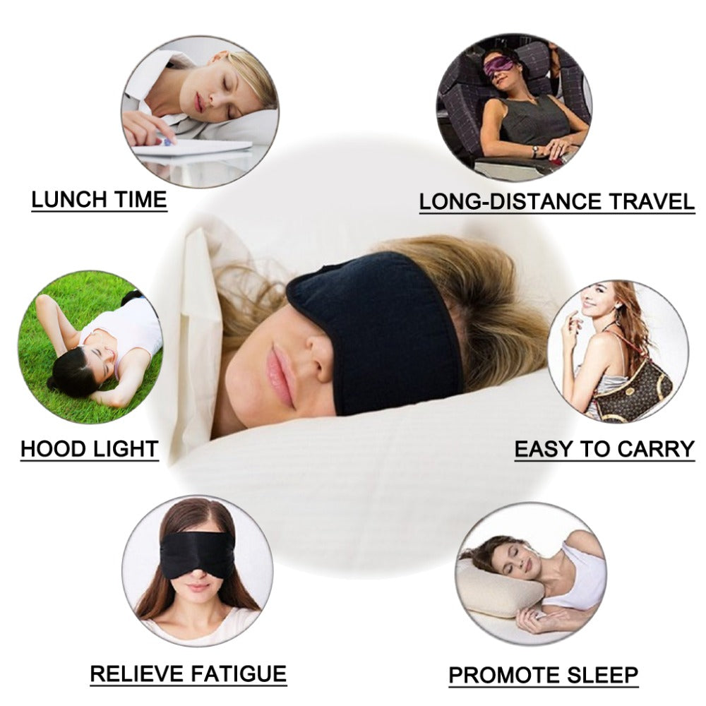 Hot & Cold Silky Eye Mask