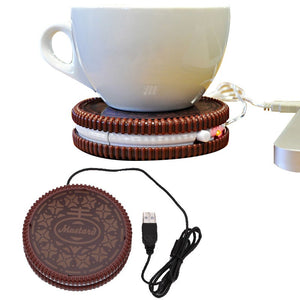 Portable USB Powered Cup Warmer