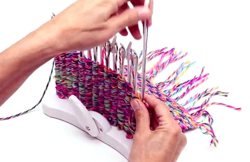 Innovative Weaving Loom