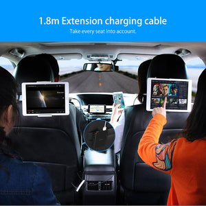 Portable Car Charger with Expander