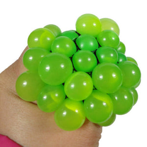 Mood Squeeze Relief Grape Ball