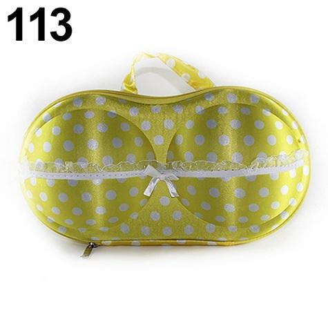 Lingerie Organizer Travel Bag