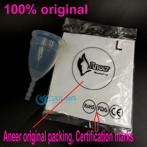 Lady Menstrual Cup For Women Menstrual Care