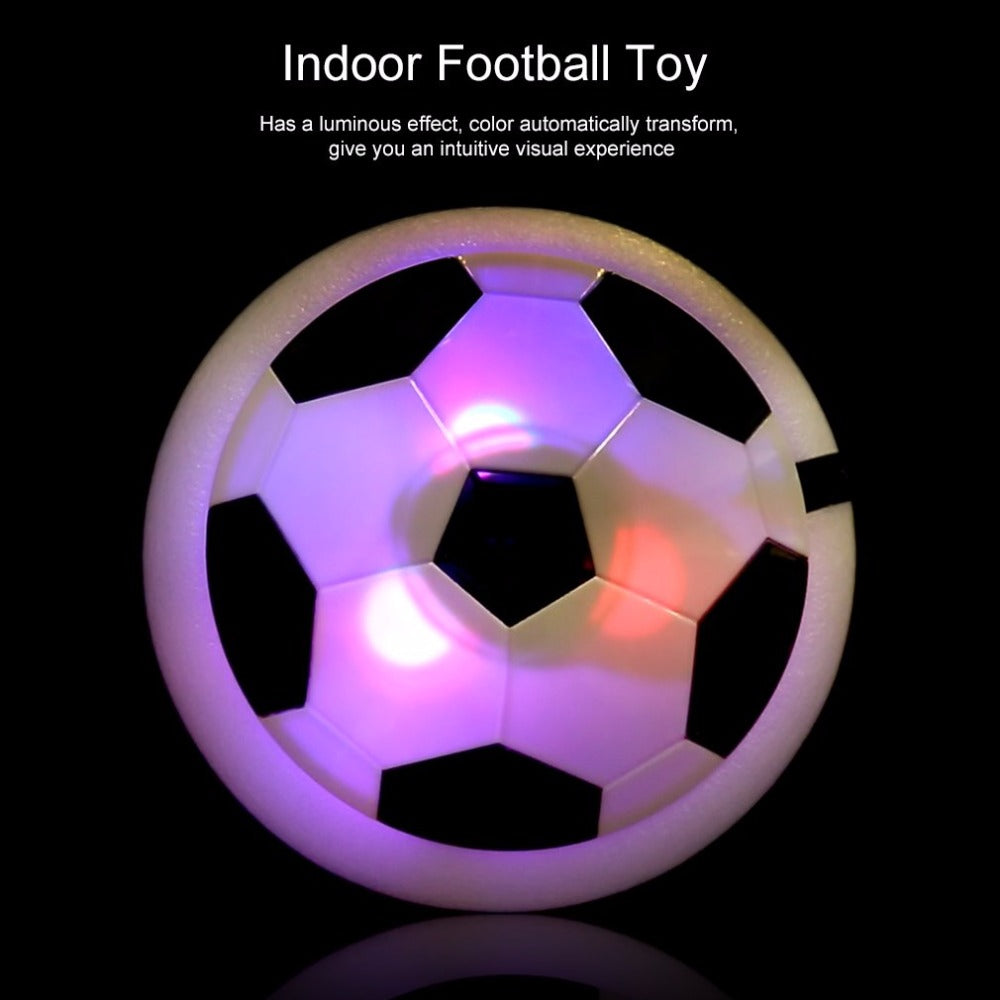Colorful Disc Indoor Football Toy
