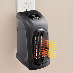 Mini Plug-In Wall Heater