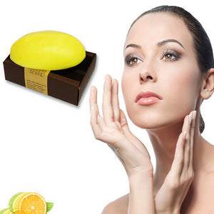 Lemon Handmade Whitening Soap
