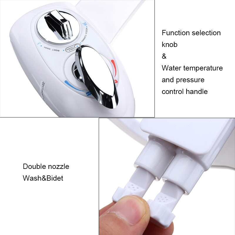 Intelligent Toilet Seat Bidet Sprayer