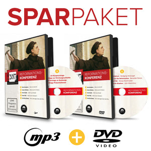 Reformationskonferenz 2017 Sparpaket (DVD) + (MP3)