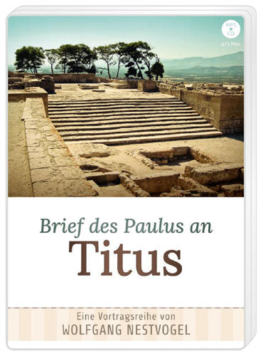 Brief des Paulus an Titus (MP3)
