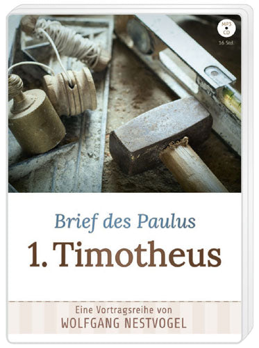Brief des Paulus 1. Timotheus (MP3)