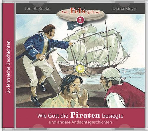 Wie Gott die Piraten besiegte (MP3-Hörbuch)