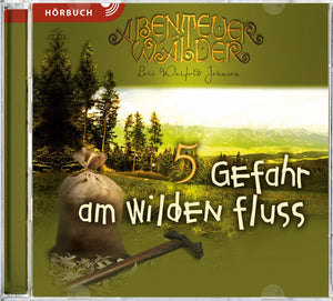 Gefahr am wilden Fluss [Hörbuch, MP3-CD]