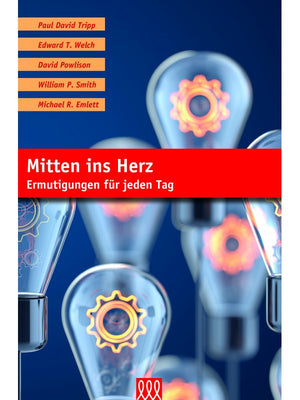 Mitten ins Herz – Andachtsbuch [Hardcover]