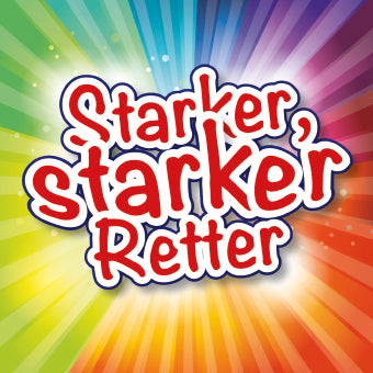 Starker, starker Retter (Audio-CD)