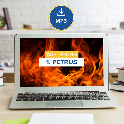 Auslegung 1. Petrus (MP3 Download)